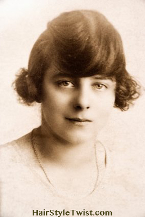1920s Woman with Bob