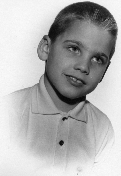 Young Boy S 1960 S Crewcut