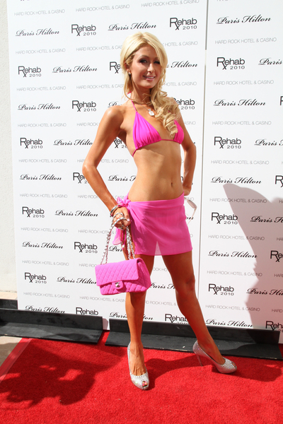 Paris Hilton At Quot Rehab Quot The Ultimate Daytime Pool Party