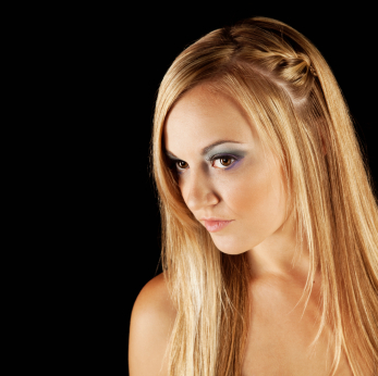 special occasion hairstyles. for a special occasion.
