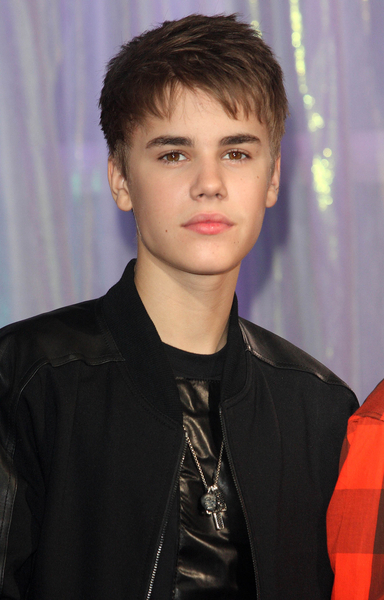 Justin Bieber New Srt Hair