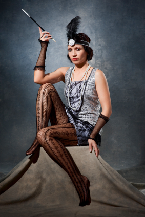More on 1920s Flapper Girl Style