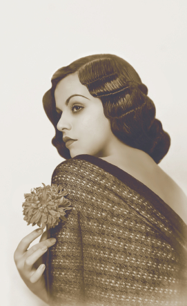1920 S Finger Waves
