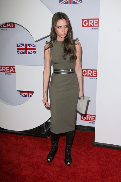 Victoria Beckham Full Front View