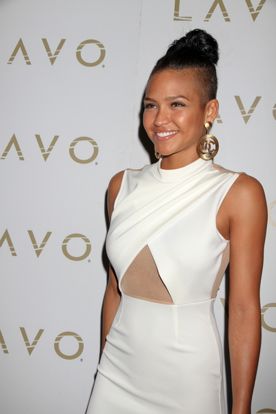 cassie mohawk hairstyle images