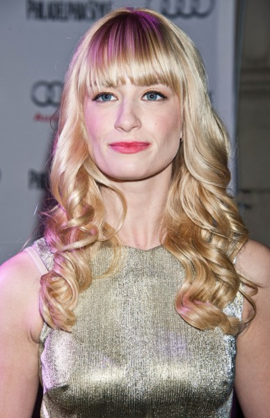 Beth Behrs Attends Philadelphia Style Magazine Holiday Issue Cover Party at Trust in Philadelphia - December 19, 2013