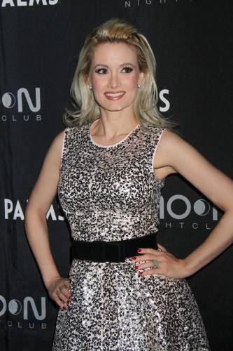 Holly Madison Birthday Celebration at Moon Nightclub in Las Vegas on December 28, 2013