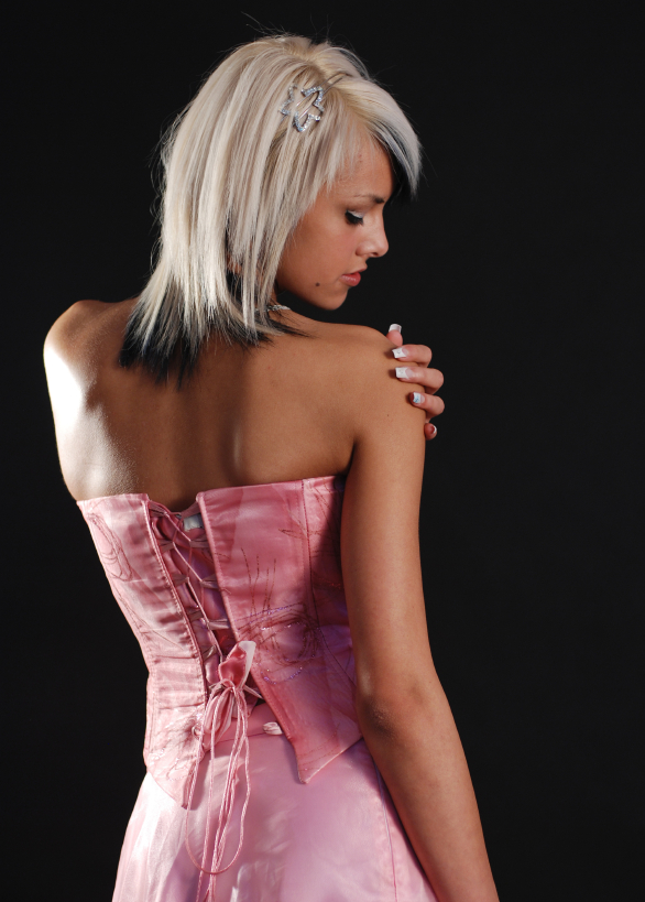 Superb Two Tone Color Prom Hairstyle Short Hairstyles Gunalazisus
