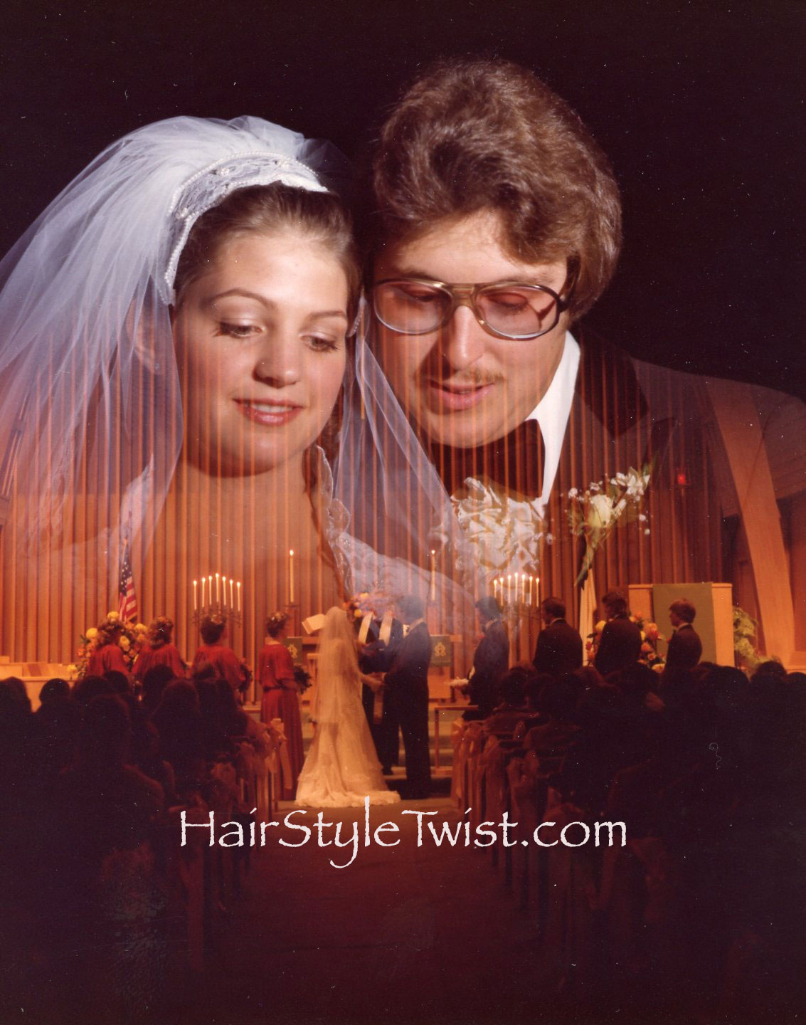 What Did A Fall Wedding Look Like In The 1970 S 80 S