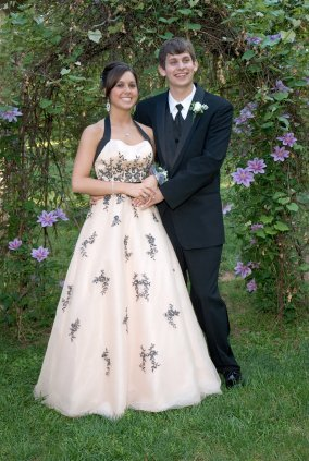 Prom Couple Fashion And Hair