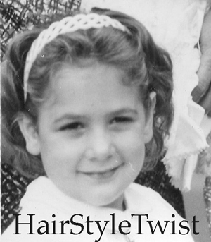 1950 S Little Girl Hairstyle